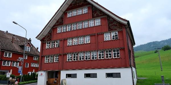 Museum Roothuus in Gonten.