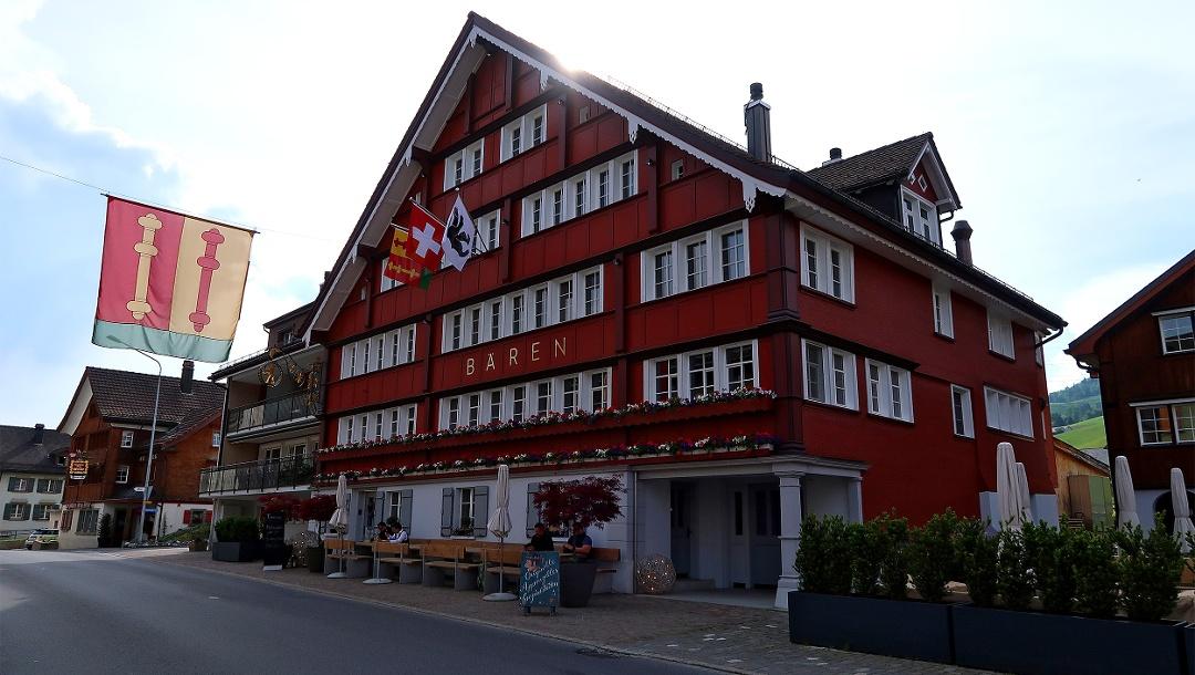 Hotel Bären in Gonten.