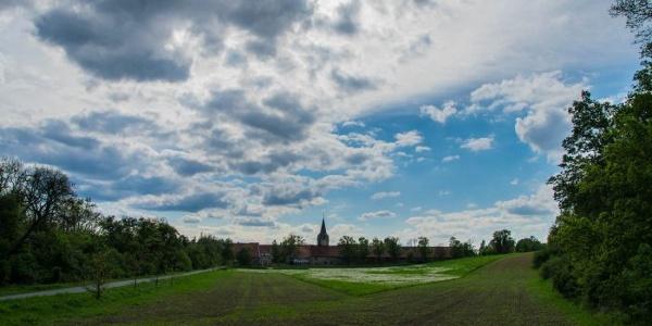Harzer Klosterwanderweg Ausblick