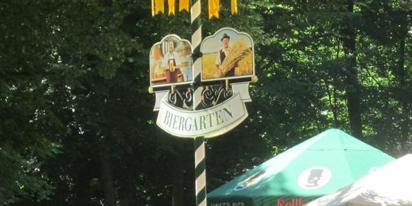 Biergarten Naturfreundehaus