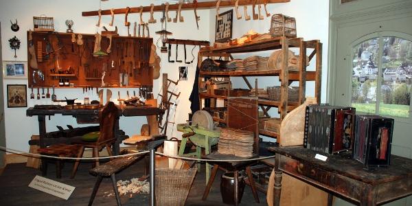 älteste Geigenmacherwerkstatt