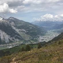 Panorama Trail OBA - Dreibündenstein
