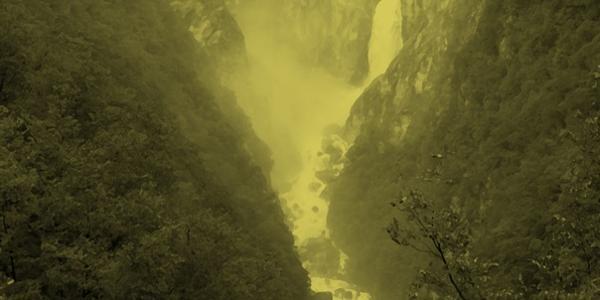 Waterfall, Boka