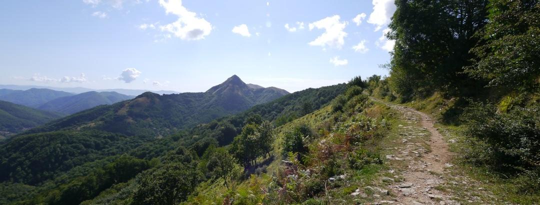 Um den Monte Matanna