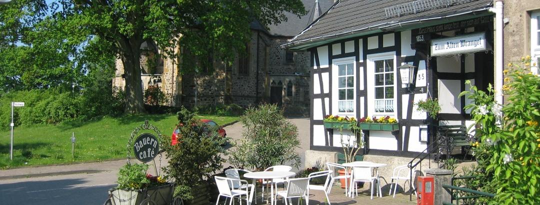 Bauerncafé in Rödinghausen