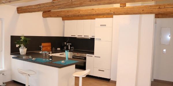 Komfort-Ferienwohnung - Küche