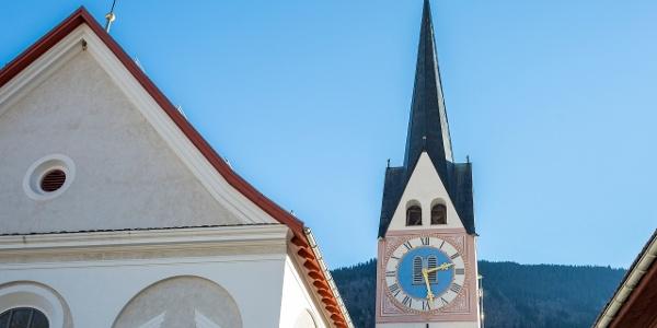 Kirche Trun