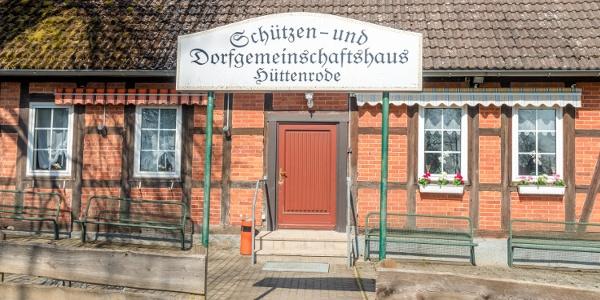 Startpunkt Dorfgemeinschaftshaus