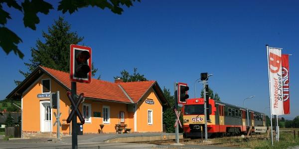 Bahnhof Oisnitz St. Josef