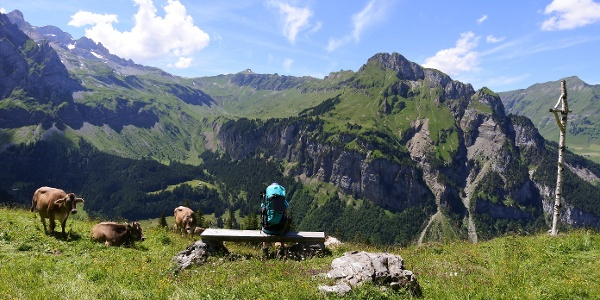 Die prämierte Landschaft des Isenthal