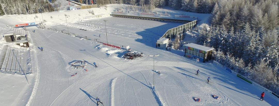 Sparkassen-Arena von oben