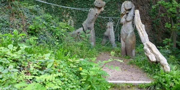 Jerg Ratgeb Skulpturenpfad