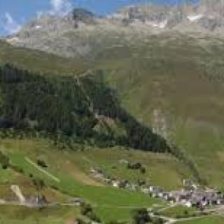Realp: Wandern fern der Touristenströme