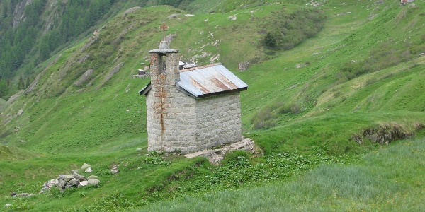 Aletschji Kapelle