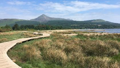 Fisherman's walk - Goat Fell & Brodick Castle