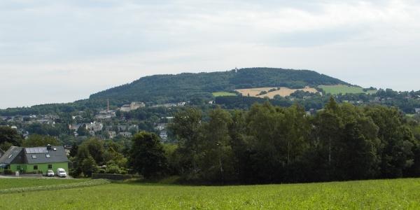 Annaberg,Pöhlberg