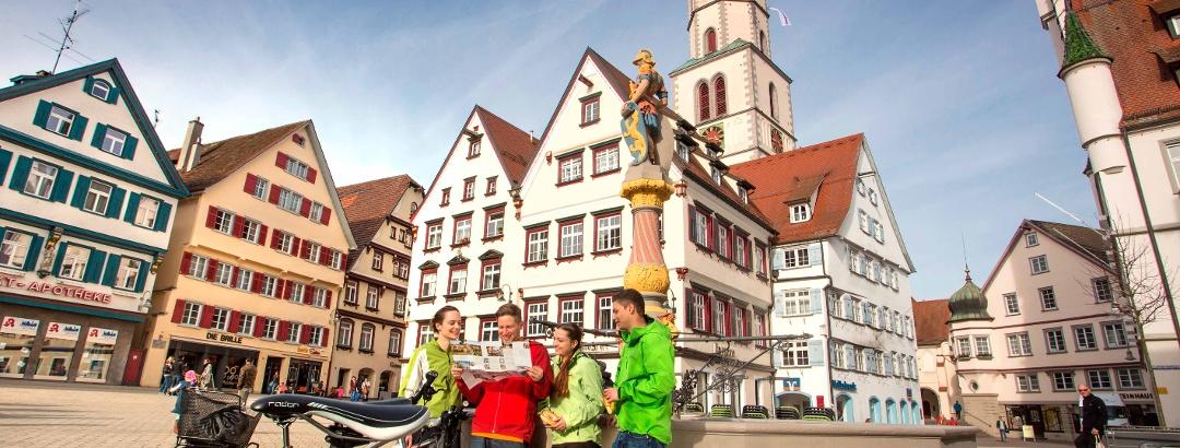 Marktplatz Biberach