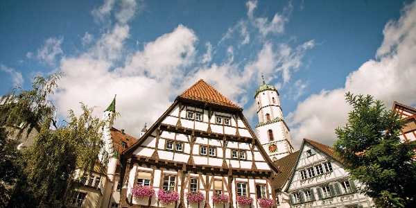 Altes Rathaus Biberach
