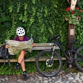 Radfahren in Nals