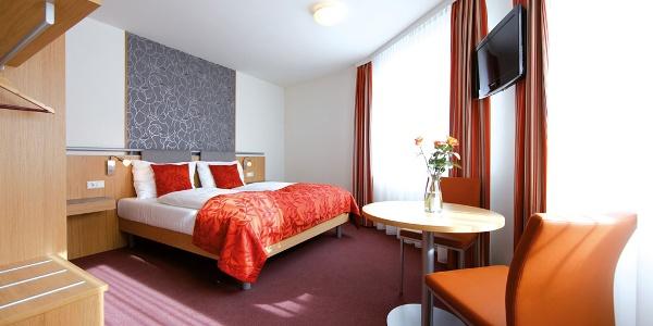 Genießerzimmer Hotel Sole-Felsen-Bad (Copyright: Hotel Sole-Felsen-Bad)