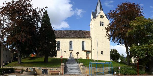 St. Michael Pfarrkirche Liptingen