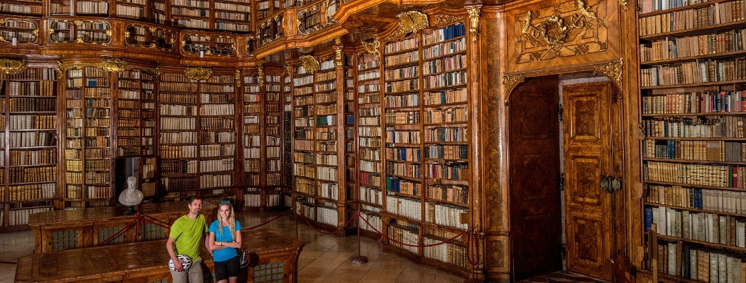 Stiftsbibliothek - Stift St. Florian