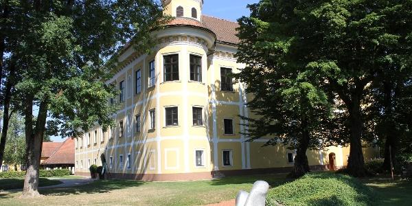 Schloss Gleinstätten - Land Art