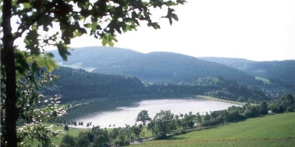 Hillebachsee in Niedersfeld