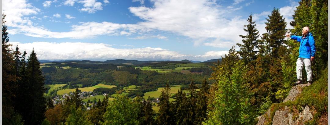 Schöne Aussichten in Elkeringhausen
