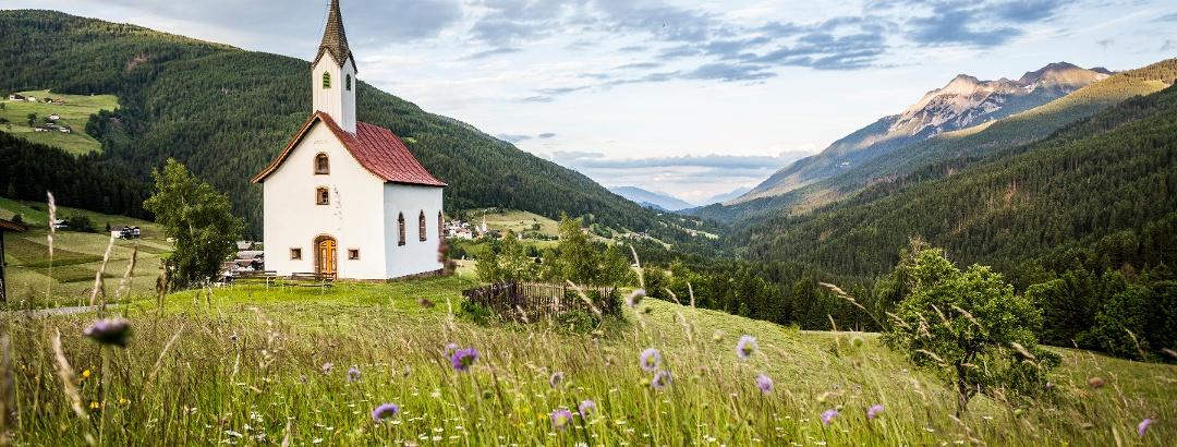 Die Anna Kapelle in Obergail