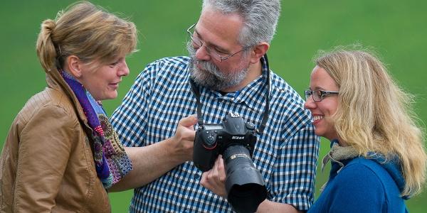 Geführte Fotokurse mit Klaus-Peter Kappest auf der Fotoroute Oberhennorn