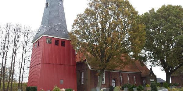 Kirche in Beidenfleth