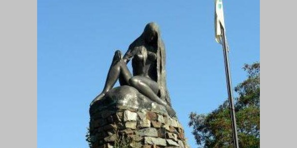 Loreley Statue