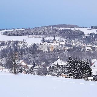 Neuhausen im Winter