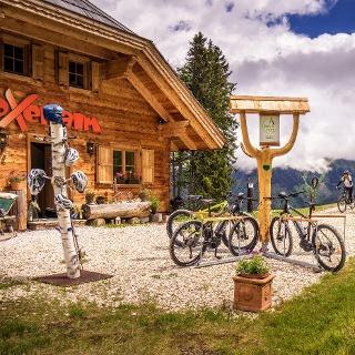 Bike & Hike Station Oxenalm