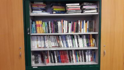 Alpinbibliothek, Teil Kletterführer