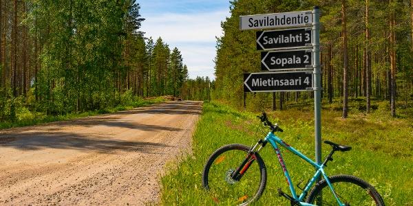 Vier-Insel-Radweg