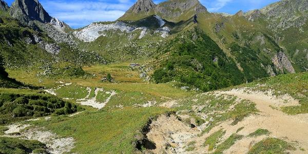 Alpe Campolungo.