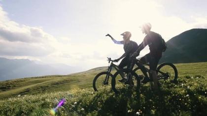 Mountainbiken in Arosa