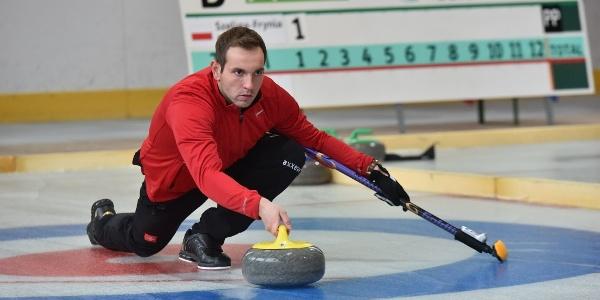 Curlingspieler