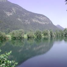 Unberührte Seen