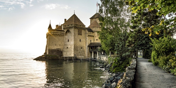 Schloss Chillon Montreux