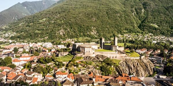 Drei Burgen von Bellinzona