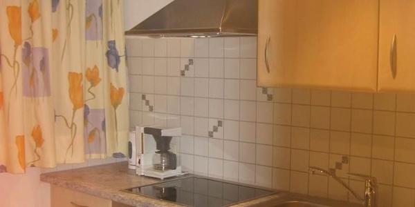 FeWo Soldanella Küche