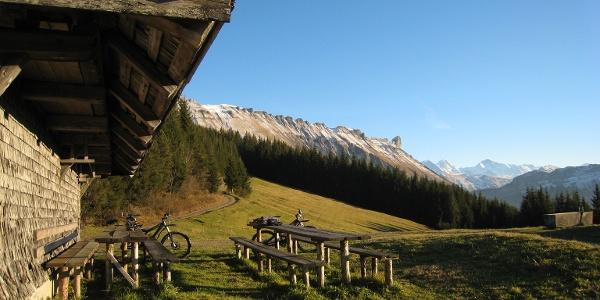 Alphütte Hürndli
