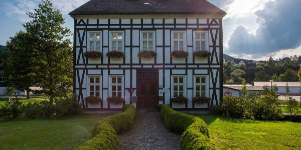 Pfarrhaus in Fleckenberg