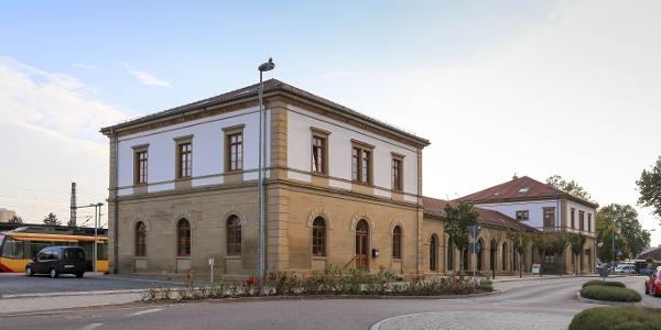 Bahnhof Eppingen