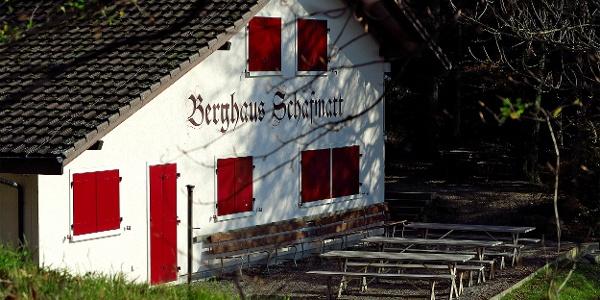 Berghaus Schafmatt.