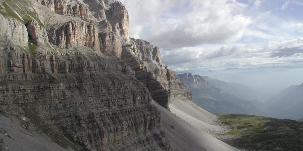 Pietra Grande dal Sentiero Vidi