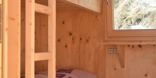 Seit Juli 2018 stehen auf der Stettiner Hütte zusätzliche Schlafplätze zur Verfügung.